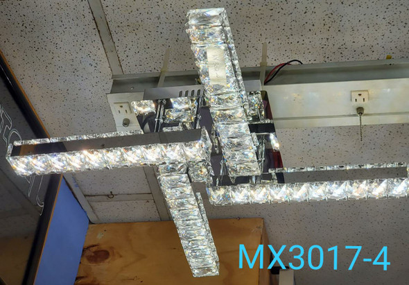 CHANDELIER LED MX3017-4