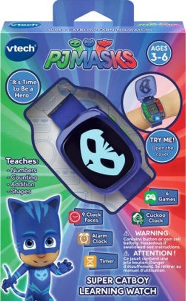 Watch Kids VTECH PJ MASKS LEARNING