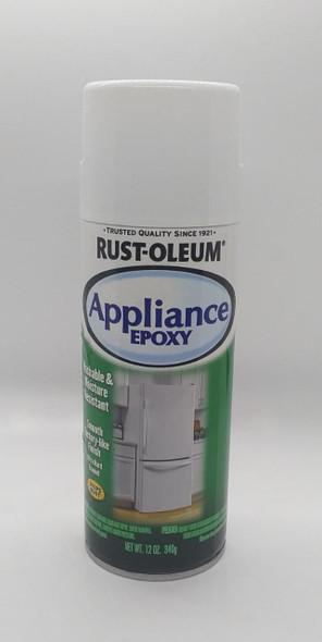 RUST OLEUM SPRAY #7881 WHITE-APPLIANCE