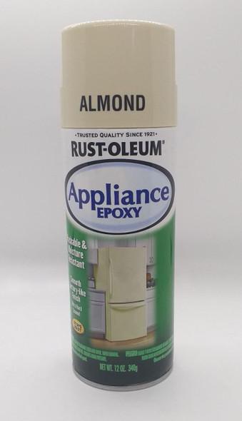 RUST OLEUM SPRAY 7882 ALMOND APPLIANCE