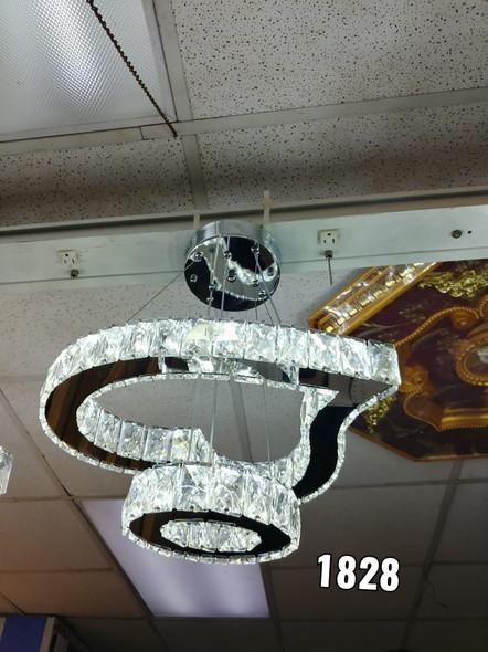 CHANDELIER LED 1828