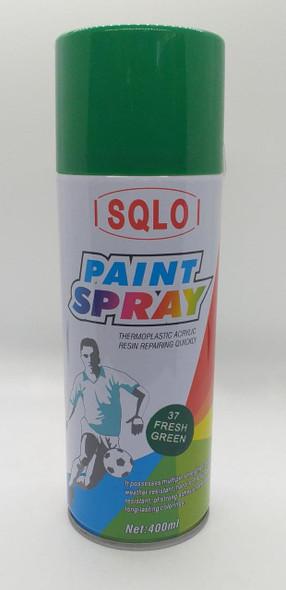 TIN SPRAY PAINT SOLO FRESH GREEN #37
