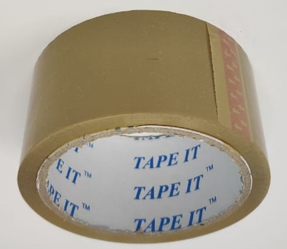 "TAPE 2"" TAPE IT tm BROWN 50YDS 25002"