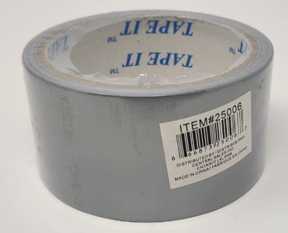 """TAPE 2"""" TAPE IT DUCT TAPE 10YDS 25006"""