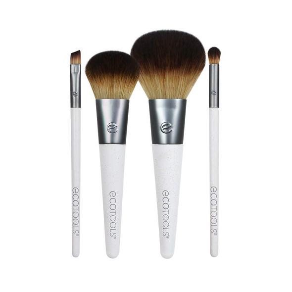 Makeup EcoTools, Brush Set On The Go 4pcs