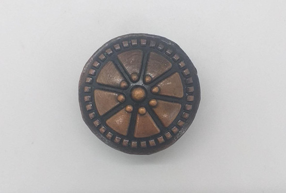 DRAW KNOB 15884 BRONZE DESIGNED