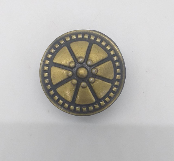 DRAW KNOB 15890 ANTIQUE BRONZE