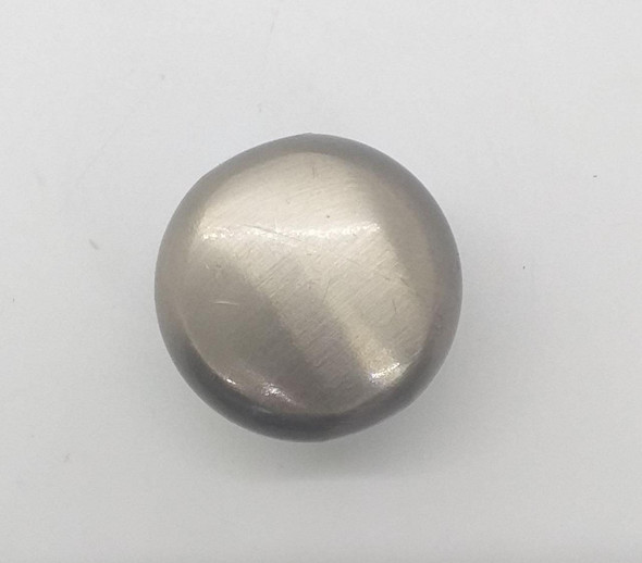 DRAW KNOB NICKLE HEAVY 139Y