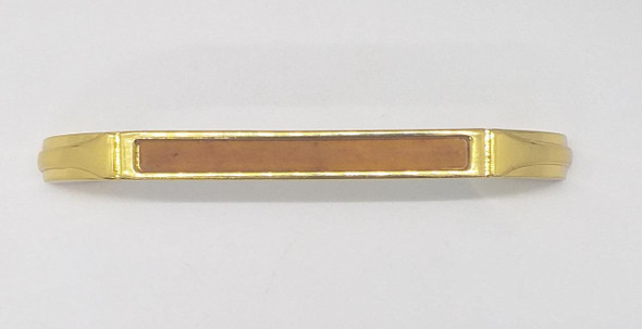DRAW HANDLE GOLD & BROWN 988 MGB