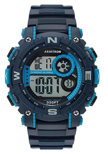 Watch Armitron Sport Men's 40/8397 Digital Chronograph Strap Watch