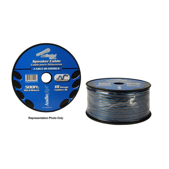 SPEAKER WIRE 14G YDS CABLE 14-500 BLS AUDIO PIPE FLEXIBLE SOLD PER YARD