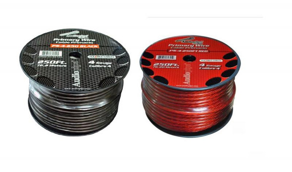 POWER CABLE CAR 4G YDS PS-4 AUDIO PIPE SOLD PER YARD