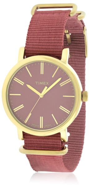 Watch Women Timex Originals Cloth Ladies TW2P782009J