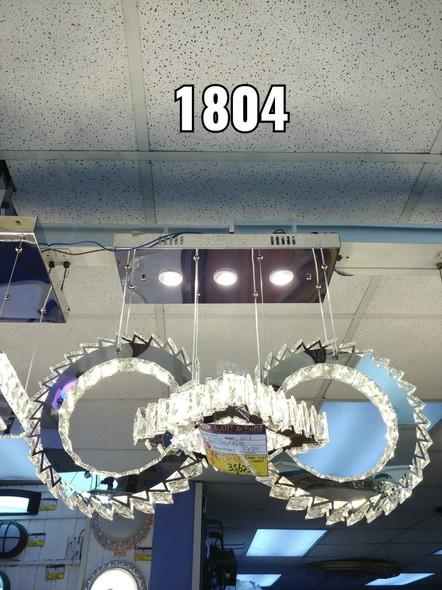 CHANDELIER LED 1804