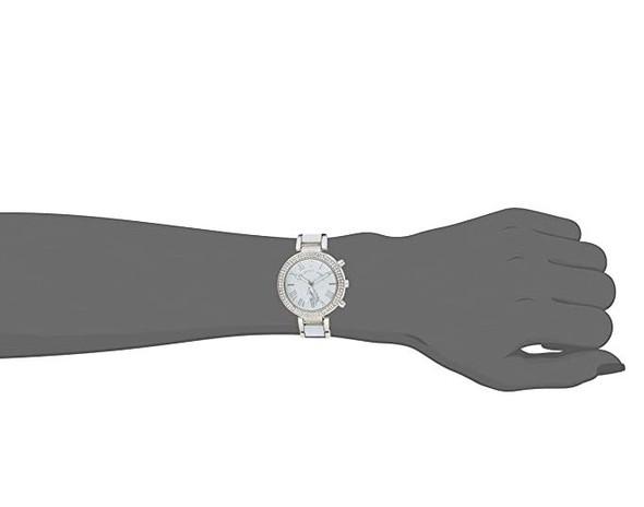 Watch Women U.S. Polo Assn. usc40086 Analog Display Analog Quartz White Watch