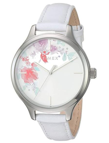 Watch Women Timex Crystal Bloom Swarovski Accent 36mm