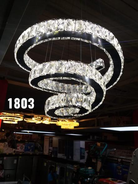 CHANDELIER LED 1803