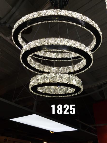 CHANDELIER LED 1825