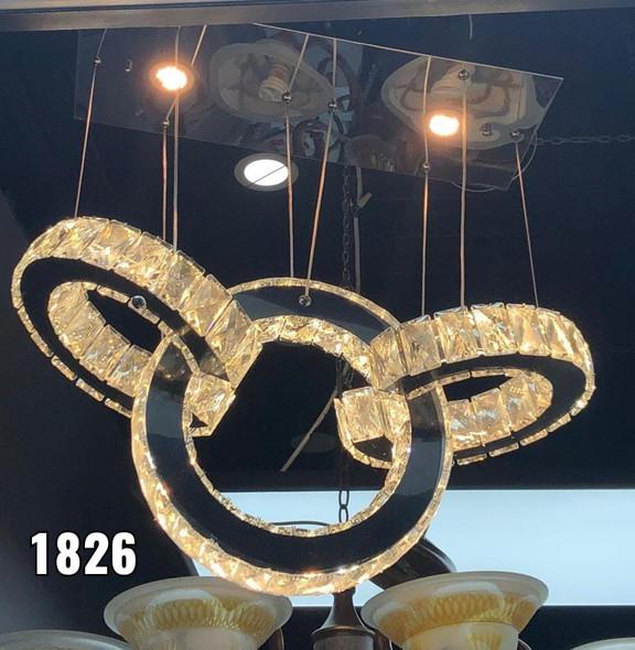 CHANDELIER LED 1826