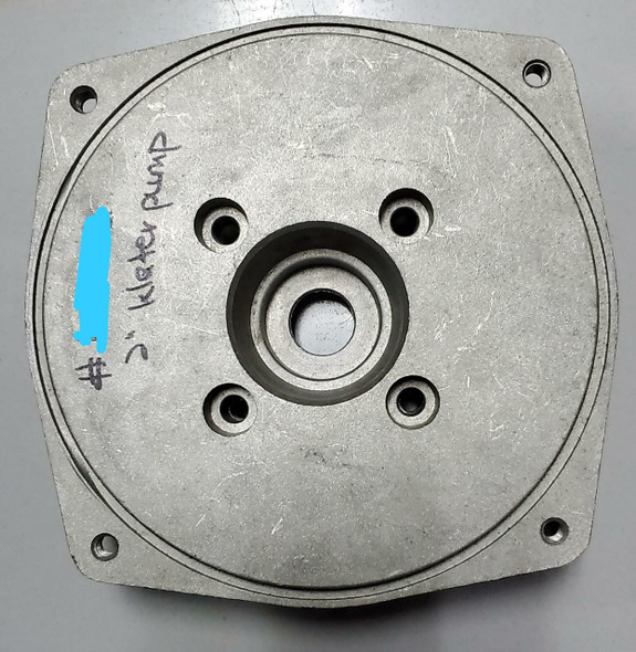 """WATER PUMP SEAT 2"""" FLANGE COVER"""