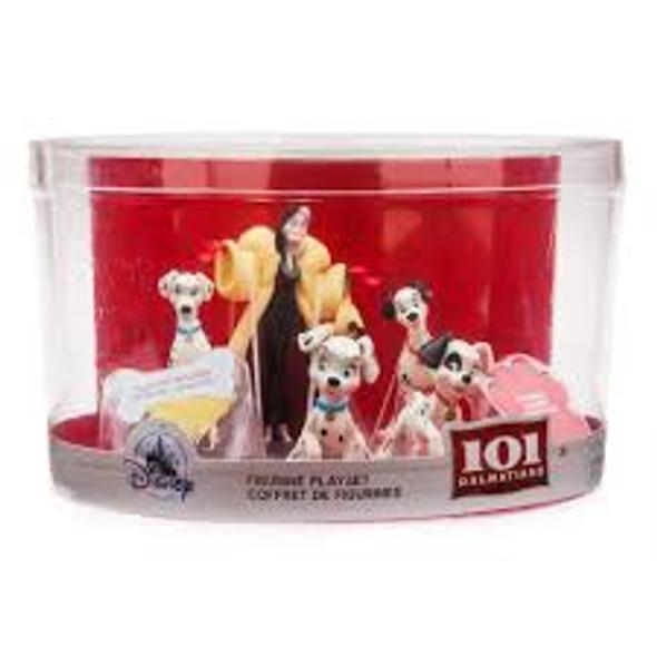 Toy Disney 101 Dalmatians Figure Play Set