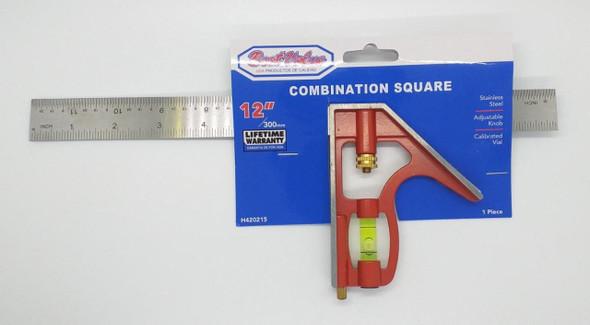 "SQUARE TRI COMBINATION BEST VALUE 12"" H420215"