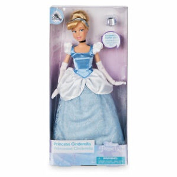 Toy Disney Cinderella Classic Doll with Ring – 11 1/2''