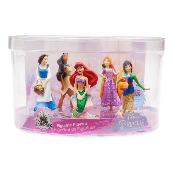 Toy Disney Disney Princess Figure Play Set