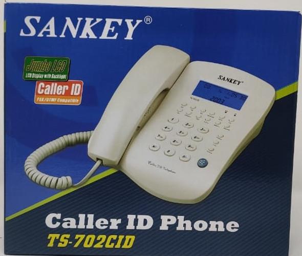 TELEPHONE SANKEY TS-702CID WITH CALLER ID