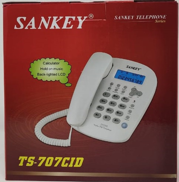 TELEPHONE SANKEY TS-707CID WITH CALLER ID