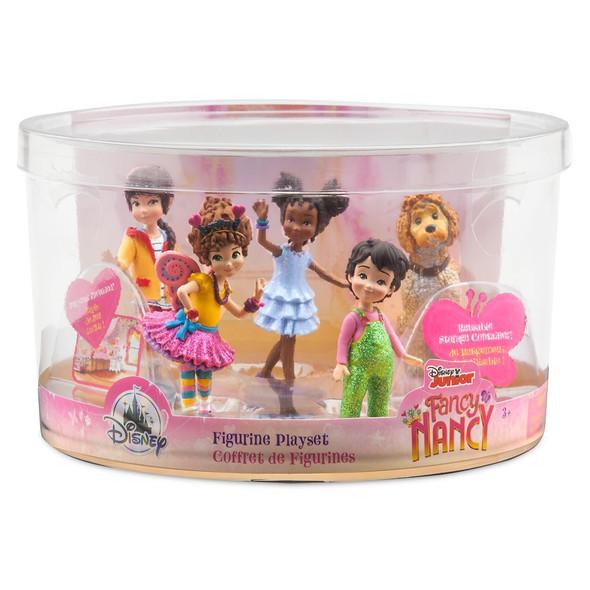 Toy Disney Fancy Nancy Figure Play Set