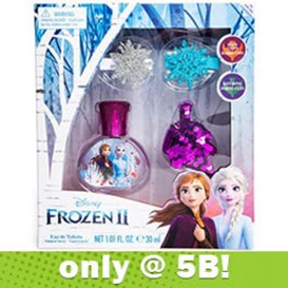 Toy Disney Frozen II Hair Accessories 16-Piece Set