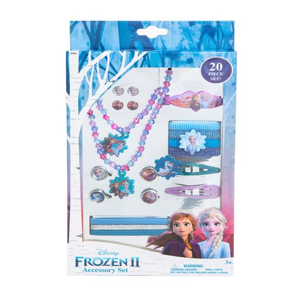 Toy Disney Frozen II Jewelry & Hair Accessories 20-piece set