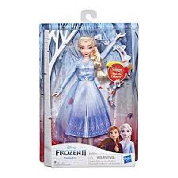 Toy Disney Frozen II Movie Singing ELSA Fashion Doll Sings