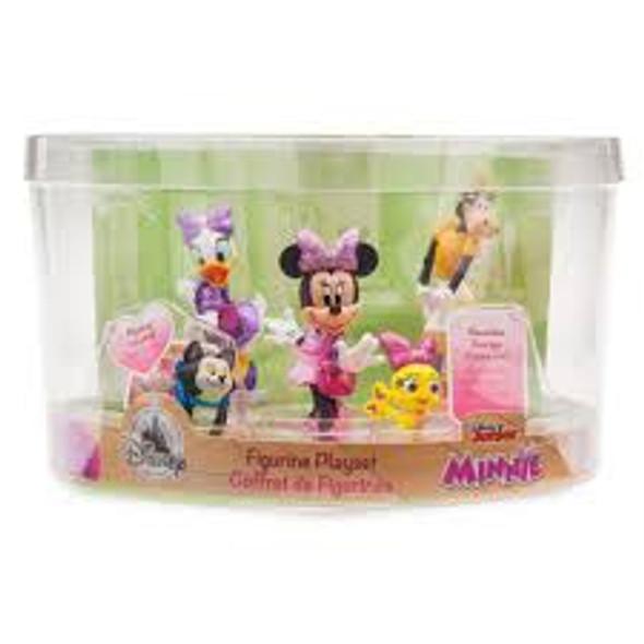 Toy Disney Minnie Mouse Figure Play Set