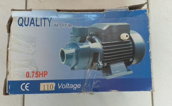 WATER PUMP QB 70 QUALITY 110V 0.75HP