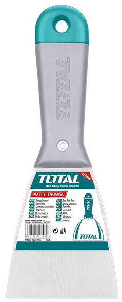 PUTTY KNIFE 75MM TOTAL THT837516