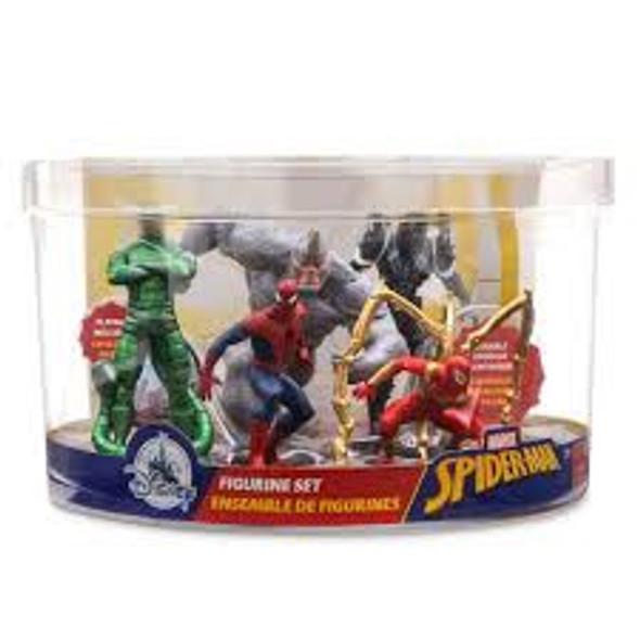 Toy Disney Spider-Man Figure Play Figurines Set