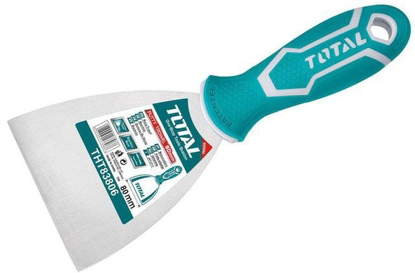 PUTTY KNIFE 80MM TOTAL THT83806