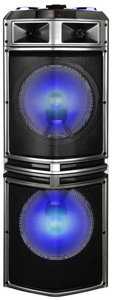 "SPEAKER BOX BLAUPUNKT 10"" DUAL BP1491 POWERED SOLD EACH"