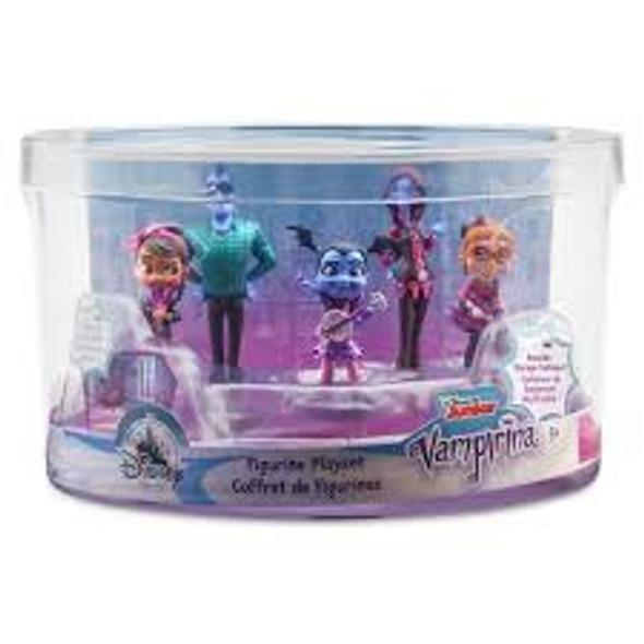 Toy Disney Vampirina Figure Play Set