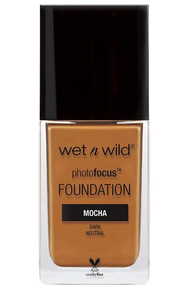 Makeup Foundation wet n wild Photo Focus 1.0 fl oz 30ml