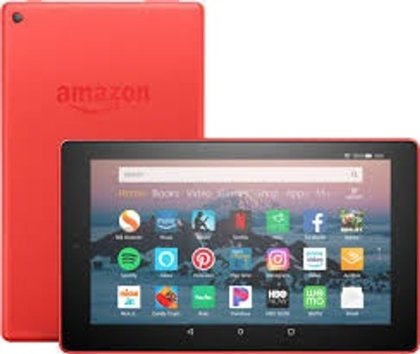 "TABLET AMAZON FIRE 8"" HD8 WITH ALEXA 32GB"