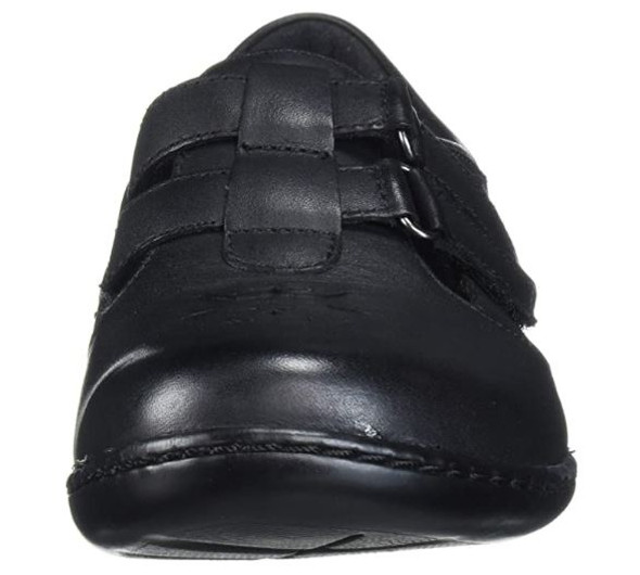 Footwear Clarks Women's Ashland Harbor Loafer Black Leather
