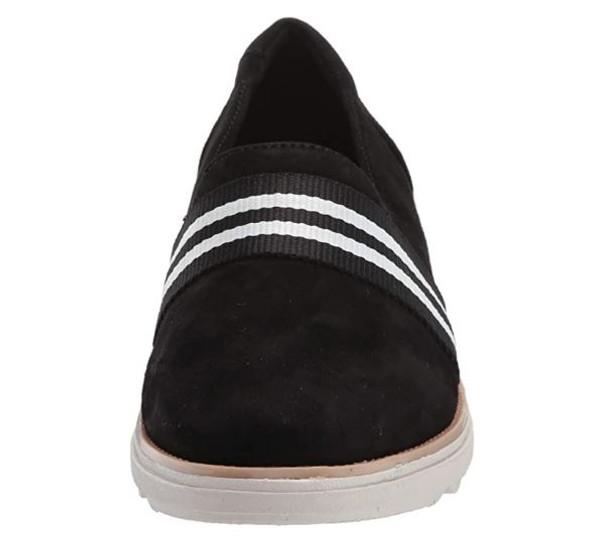 Footwear Clarks Women's Sharon Bay Loafer Black Suede