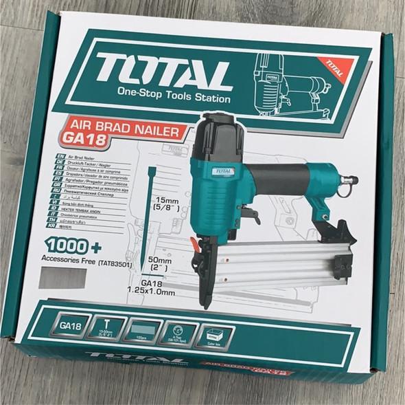 NAIL GUN AIR TOTAL TAT83501 BRAD