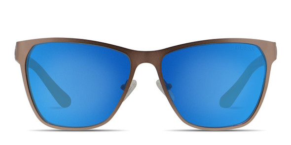 Sunglasses Women GUESS GU74035811C With Hard Case
