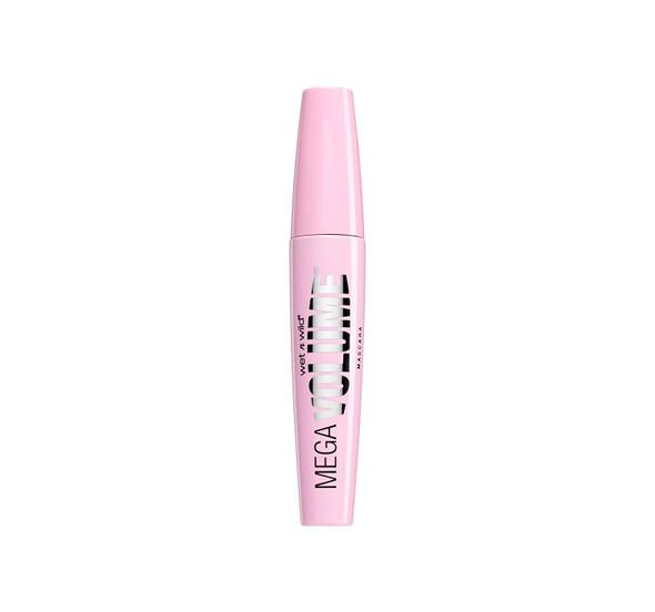 Makeup Mascara wet n wild Mega Volume Very Black, 0.21oz