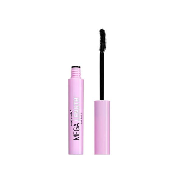 Makeup Mascara wet n wild Mega Length Very Black 0.21oz