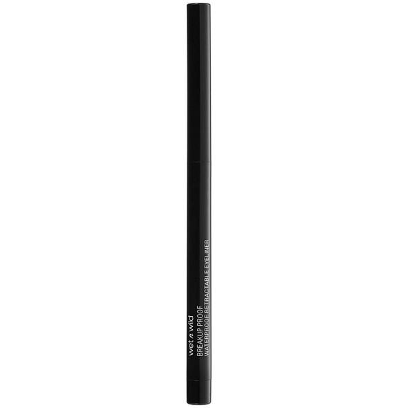 Makeup Eyeliner wet n wild Mega Last Breakup-Proof Retractable Black